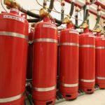 В чем преимущества системы газового пожаротушения?