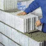 Особенности строительных растворов